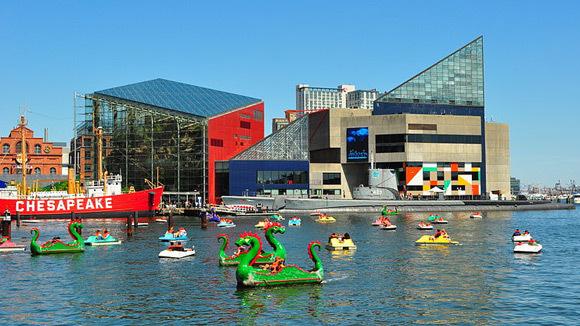 Baltimore Educational Tours